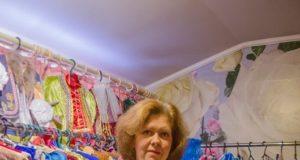 шачанка, Оксана Голядинець