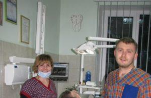 Стоматолог Вадим Шкледа
