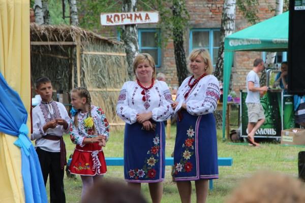 Подарок на день села